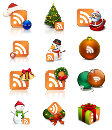 T_christmas_rss_icons